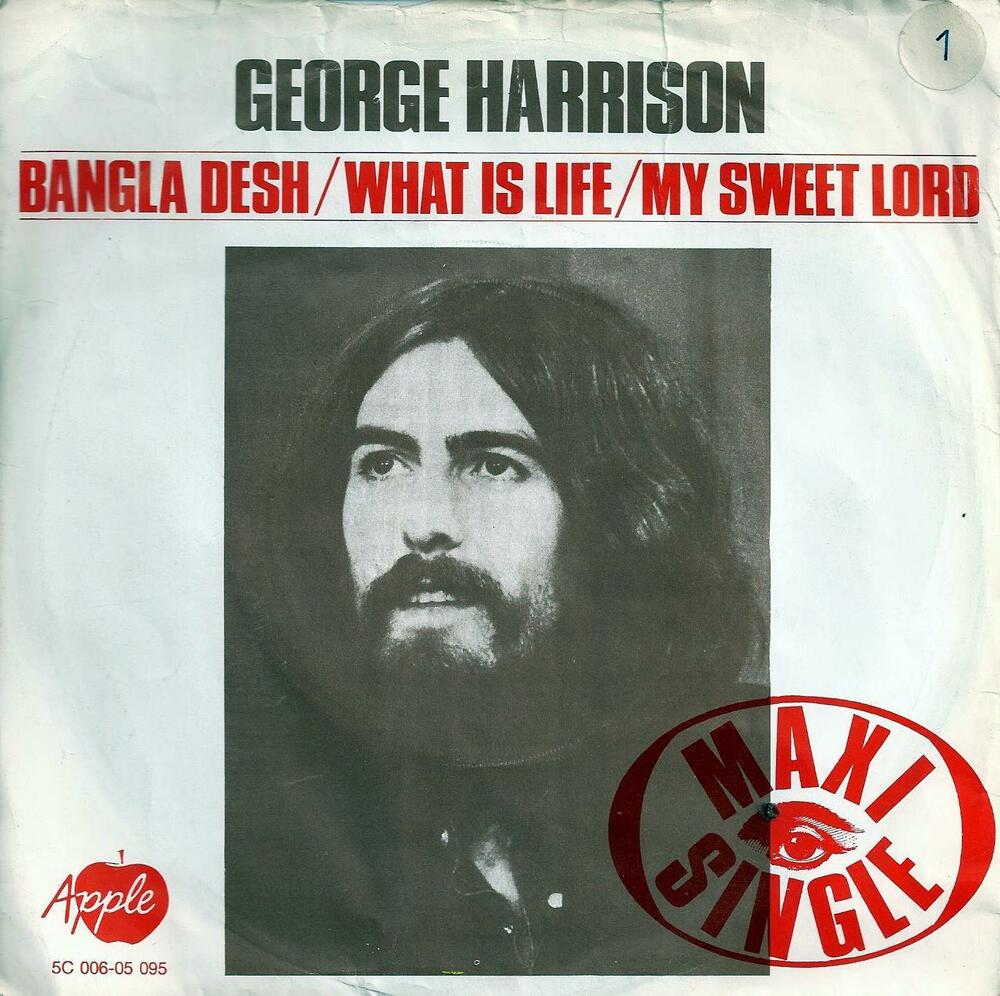 George Harrison Bangla Desh