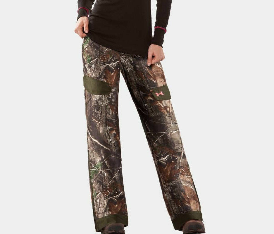 Simple  OUTDOOR APPAREL C2 FLEX FIT CAMO HUNTING PANTS WOMENS SIZE XL  EBay