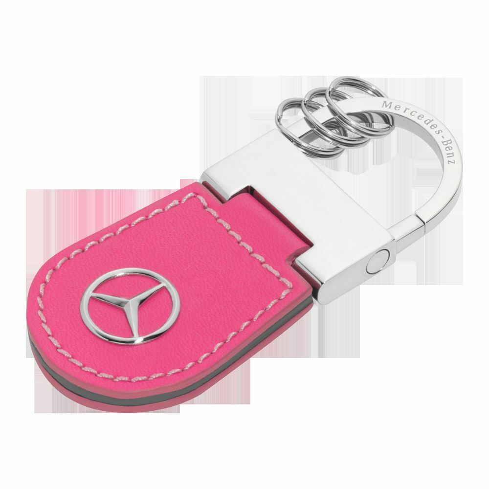 Mercedes benz key chain keychain beijing new pink for Mercedes benz key chain