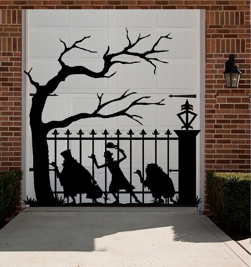 Hitchhiking Ghost 1 Halloween Best Priced Decals Wall