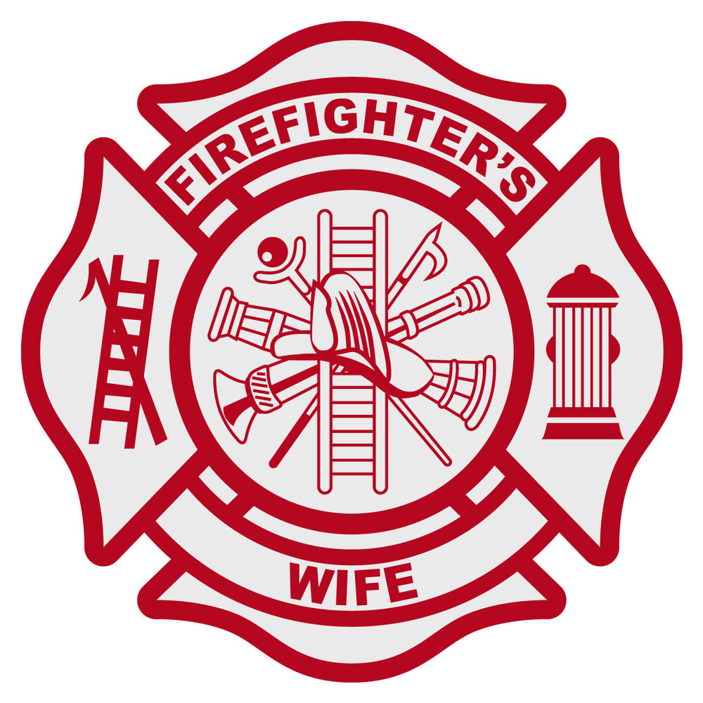 firefighter s wife reflective 3 quot  red maltese cross maltese cross vector art maltese cross vector free