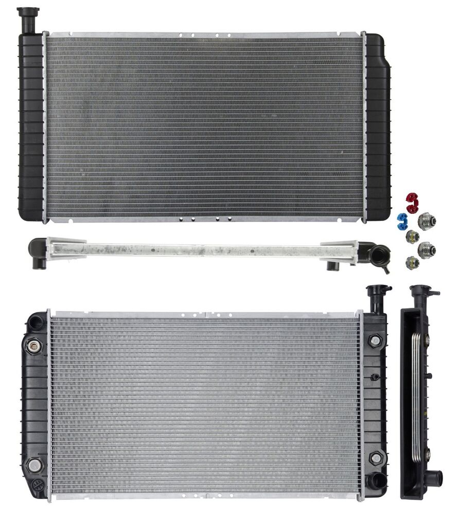 NEW Radiator FOR 1996 1997 1998 1999 2000-2002 Chevrolet