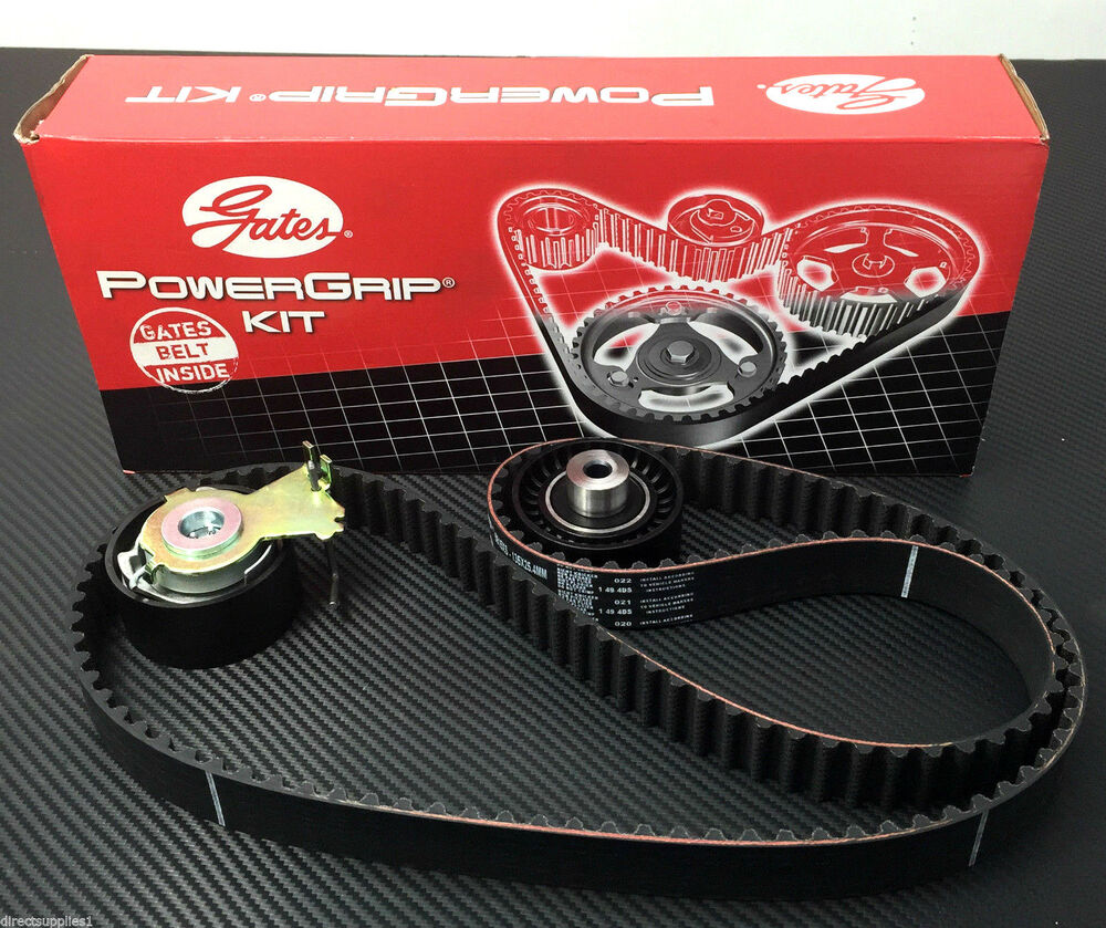K015615XS GATES TIMING BELT KIT BRAND NEW OE PARTS FOR