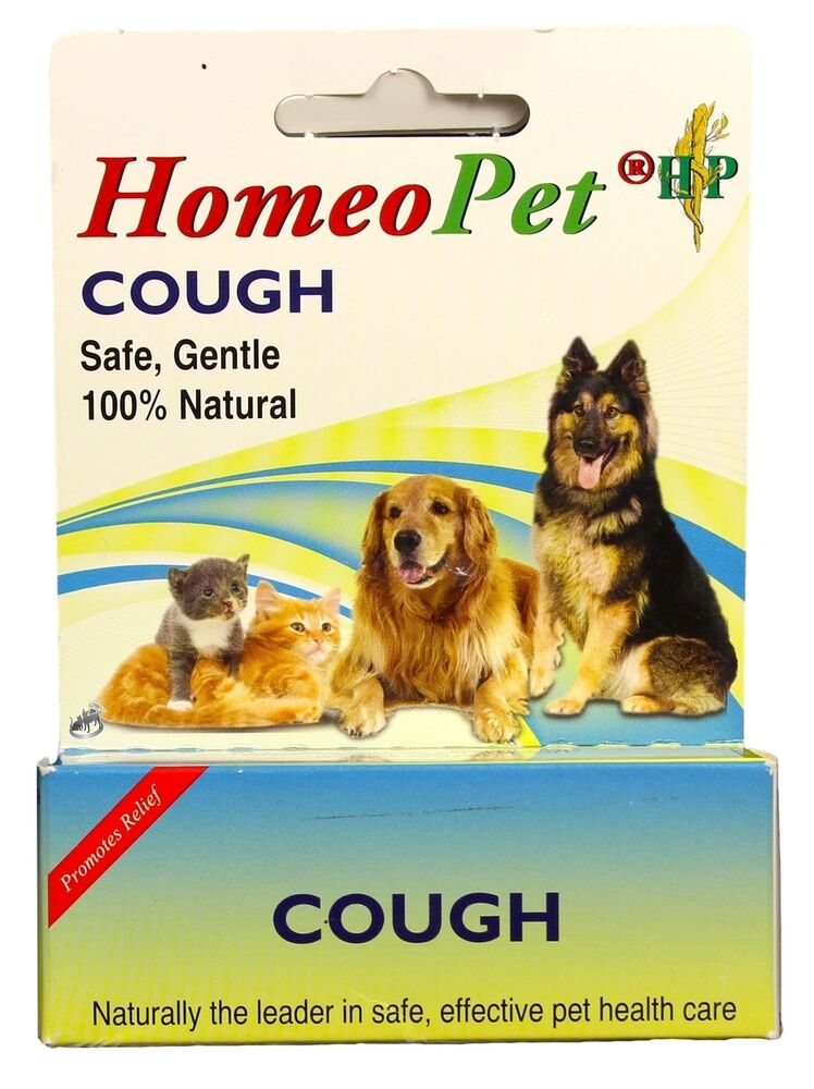Homeopet Hp Cough Remedy 15 Ml Ebay