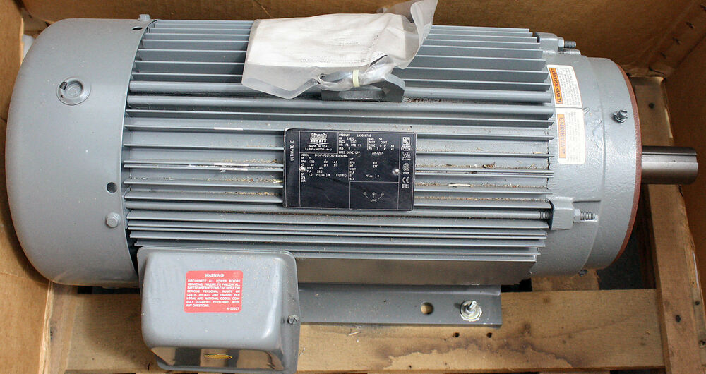 Lincoln electric motor lm30267ab 20 hp ultimate e 256tc for 20 hp dc motor