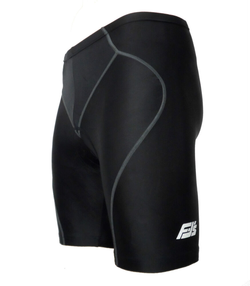 men's gel cycle shorts uk