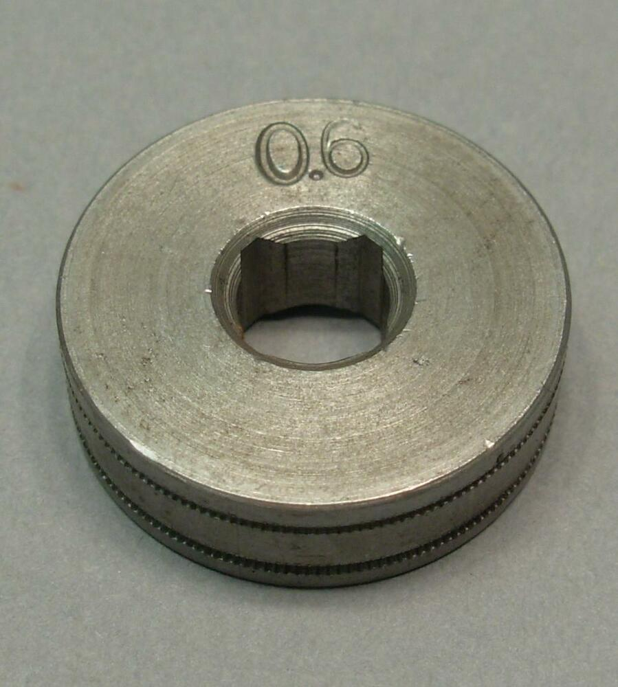 Chicago Electric Mig Welder Wire Feed Drive Roller Roll ...