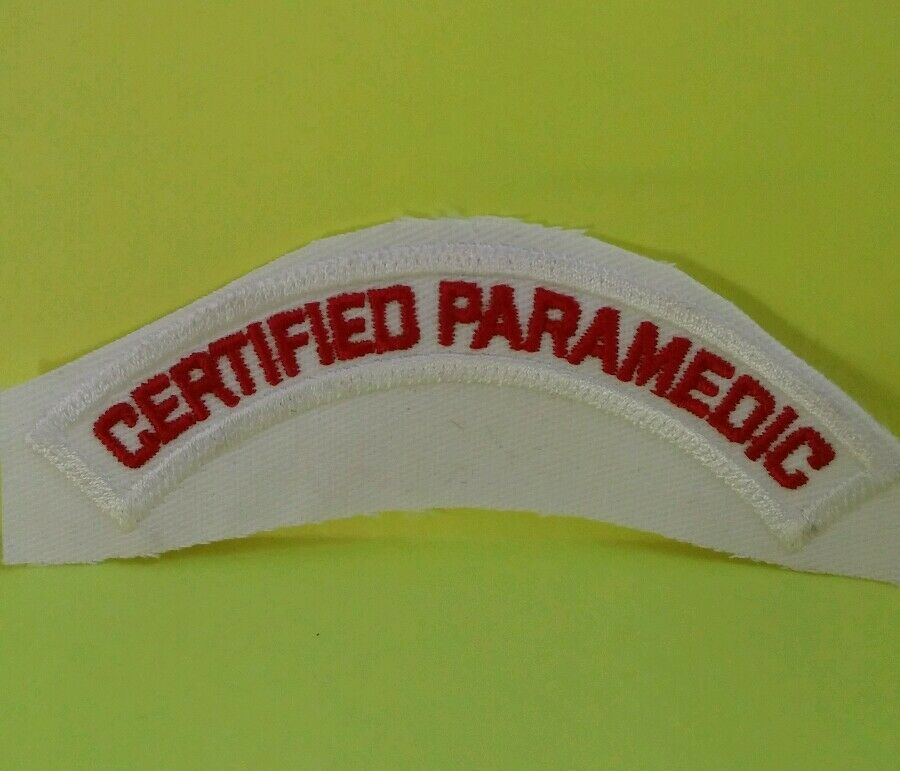 how to become a certified paramedic