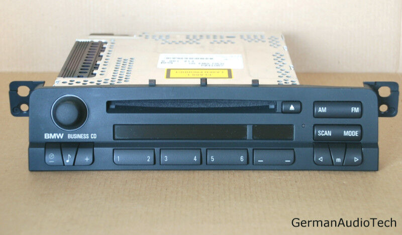 BMW       E46       BUSINESS    CD MP3 PLAYER    STEREO       RADIO    AUX CD53 325