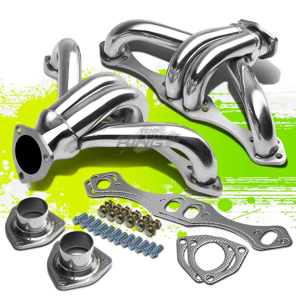 FOR CHEVY SMALL BLOCK C/K 10-30 STAINLESS STEEL SHORTY