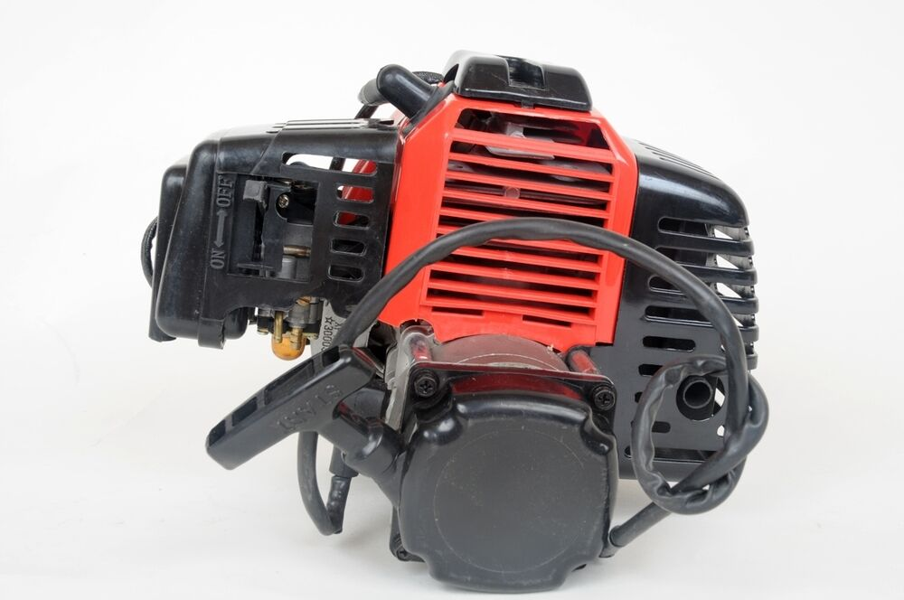 49 cc gas scooter motor electric and pull start. Black Bedroom Furniture Sets. Home Design Ideas