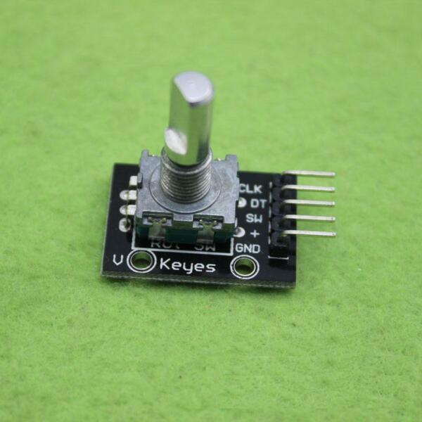 2pcs KY-040 Rotary Encoder Module for Arduino AVR PIC NEW