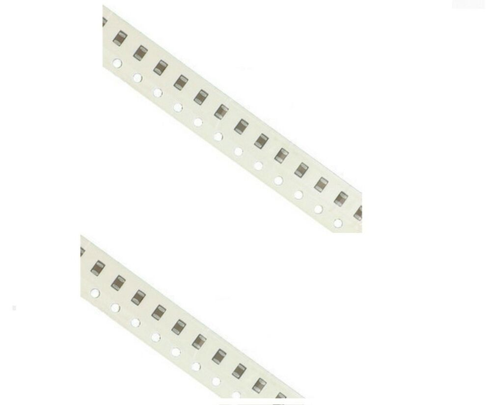 50 Pcs Smd Surface Mount 1206 Capacitor 0 1uf 104 Pf Ebay