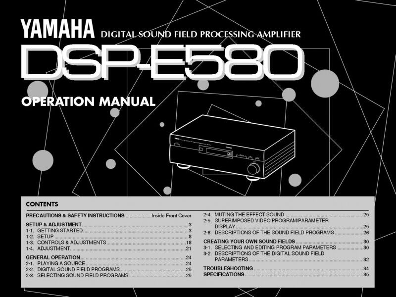 250 yamaha sho Owners Manual