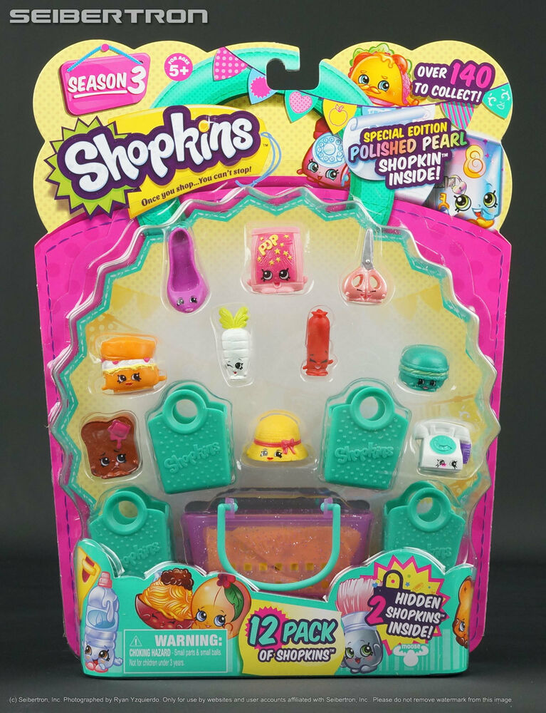 shopkins season 3 limited edition jewelry shopkins 12 pack season 3 special edition poprock 2132