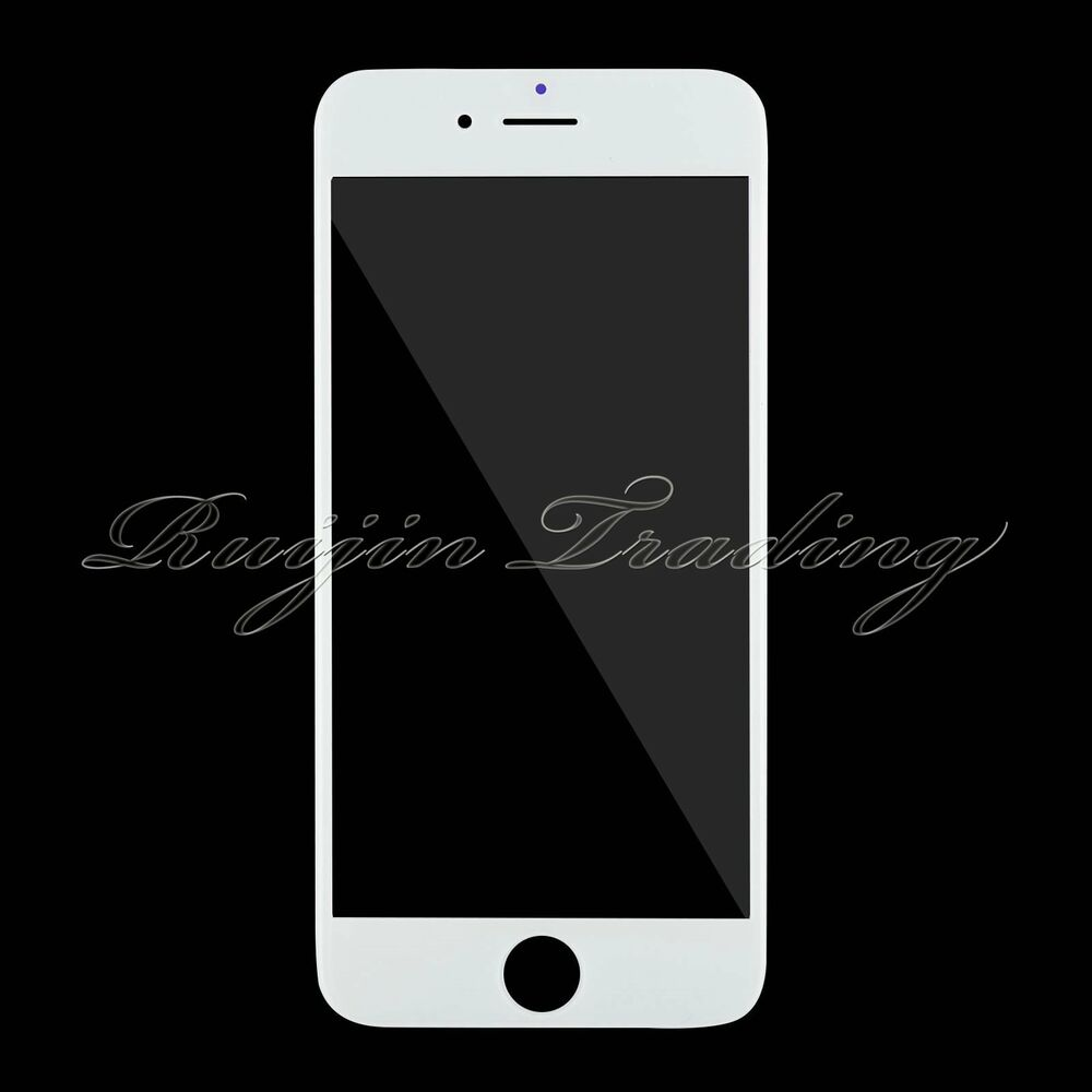 iphone 6 replacement glass white front replacement outer screen glass cover repair 15063