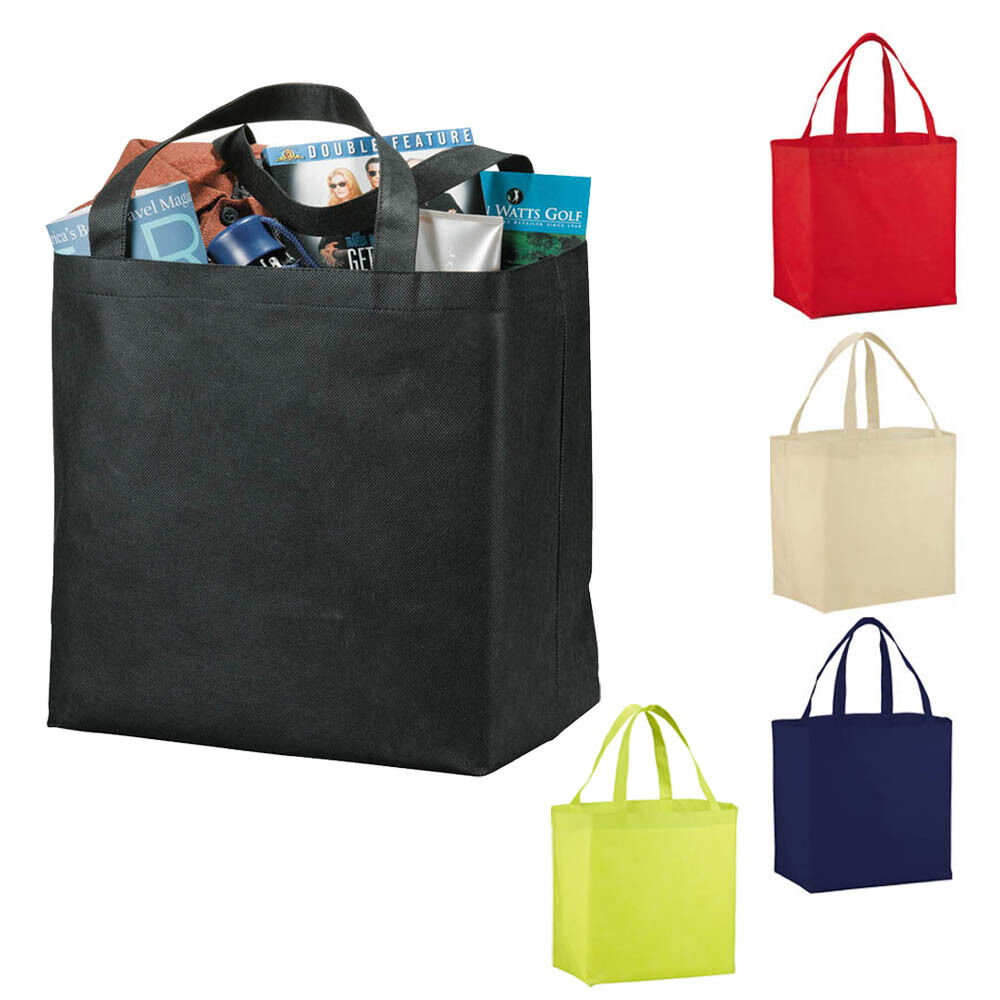 wholesale lot 6 reusable grocery tote bag shopping bag laundry bags foldable ebay. Black Bedroom Furniture Sets. Home Design Ideas