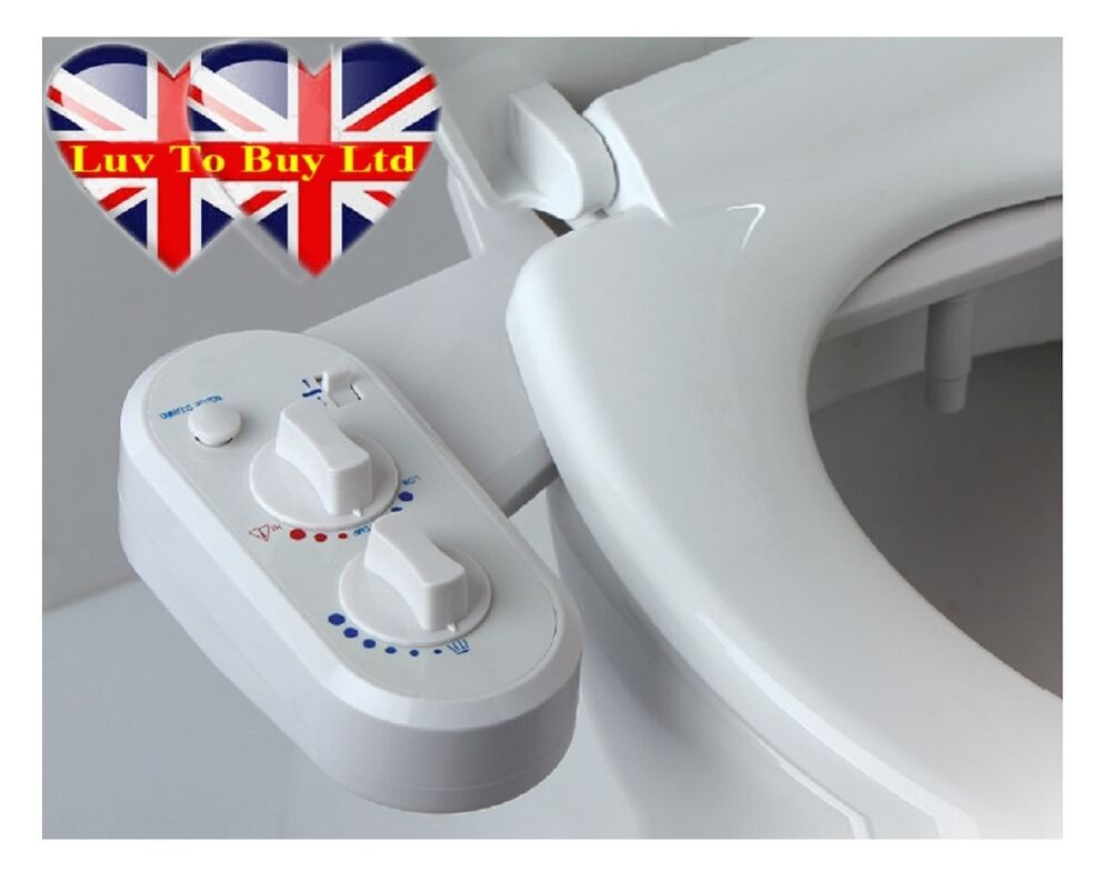 Toilet Bidet, Cold And Hot Water Bidet