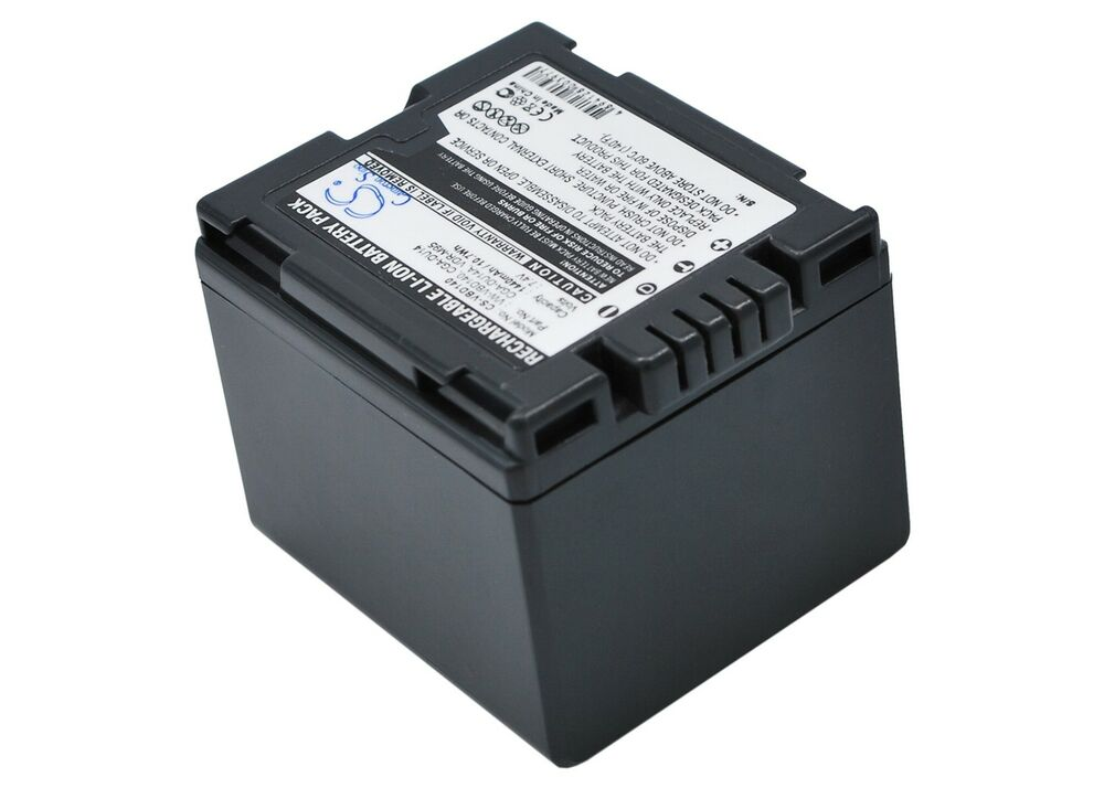 Li Ion Battery For Panasonic Vw Vbd140 Cga Du14 Vdr M95 Nv Gs180eg S Du14a Ebay