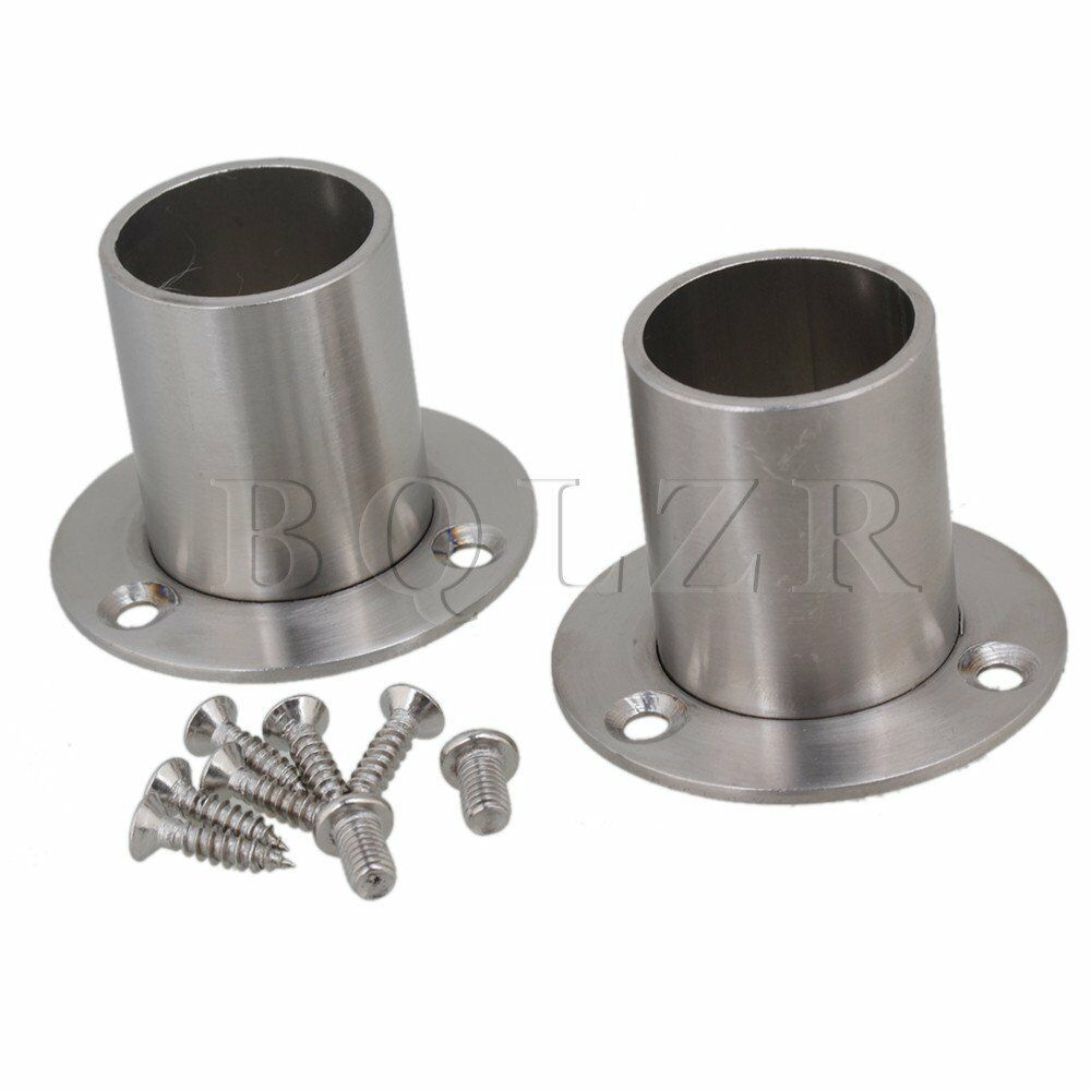 Stainless steel pipe flange socket rod holder fitting
