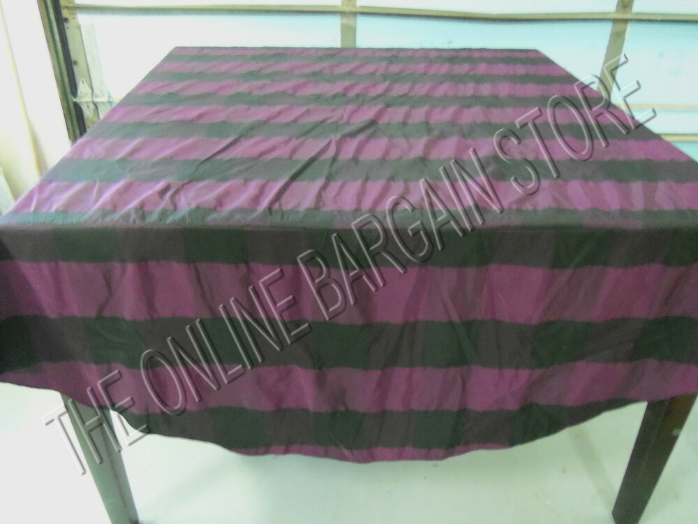 Frontgate Halloween Spooky Kitchen Dining Room Tablecloth
