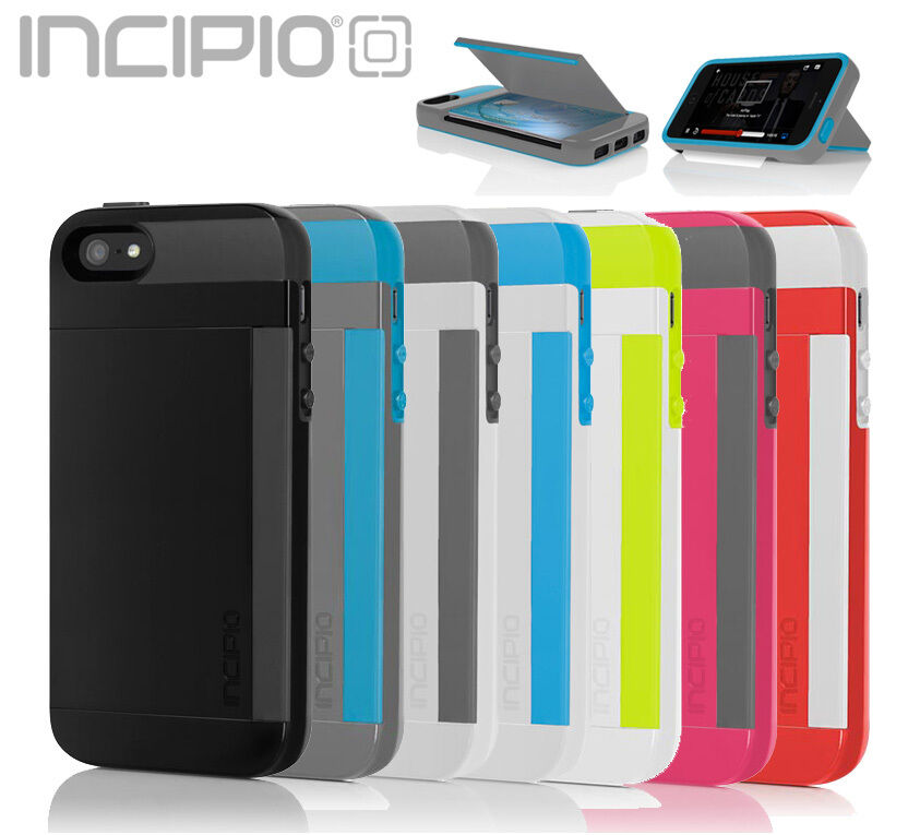 incipio iphone 5 case incipio 174 iphone 5 5s se stowaway credit card id 14340