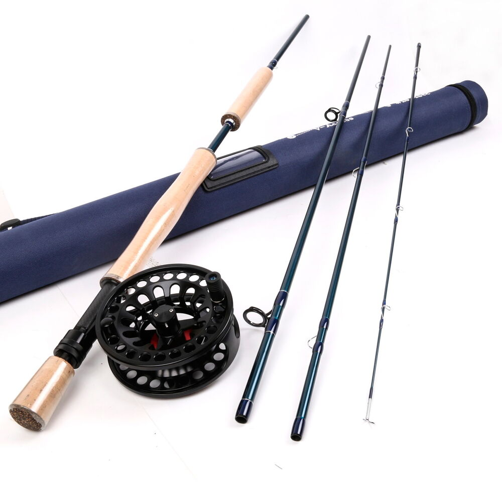 10 wt fly rod and reel combo 9ft fly fishing rod and 9 11 for Fly fishing combo kit