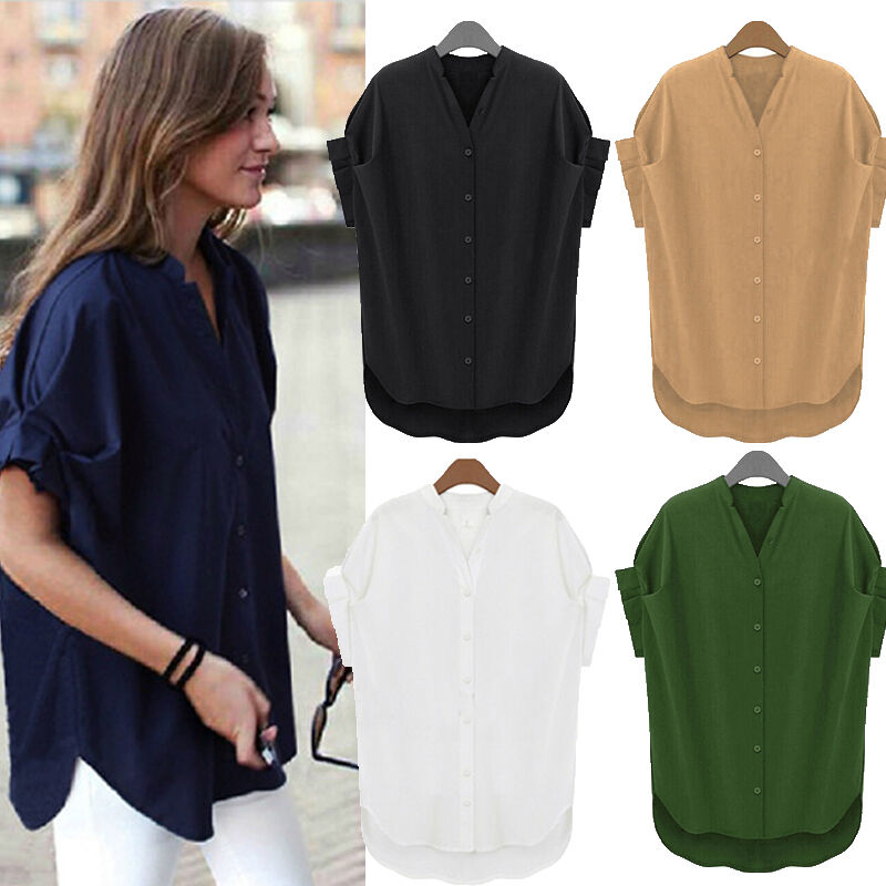 Ladies Cotton Blouses
