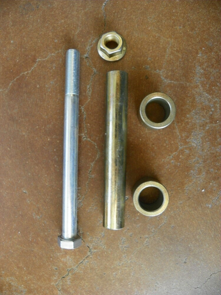 Woods Finish Mower Wheel Assembly