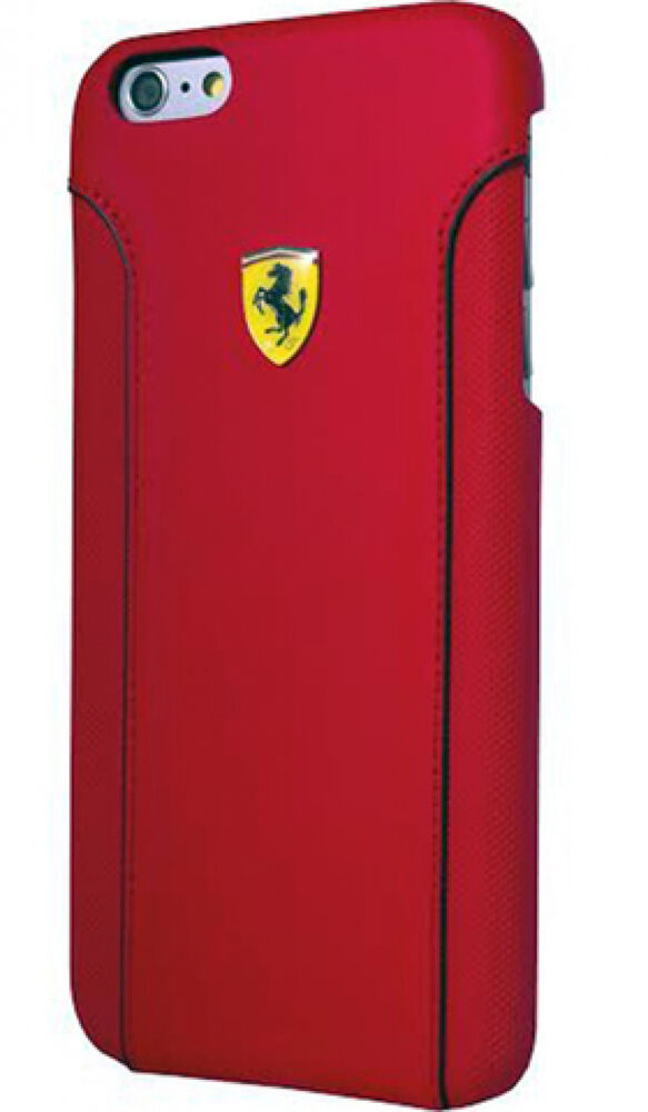 Official Ferrari Iphone 6 6s Plus Fiorano Carbon Fiber