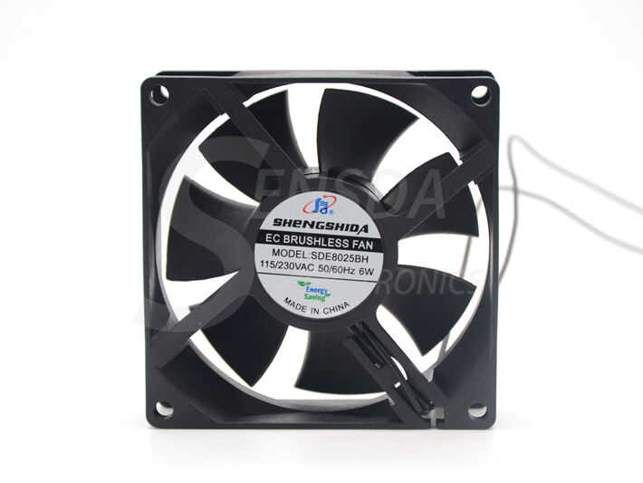 Ec Motor Fan : Brushless ec fan motor mm cm ac dual voltage v