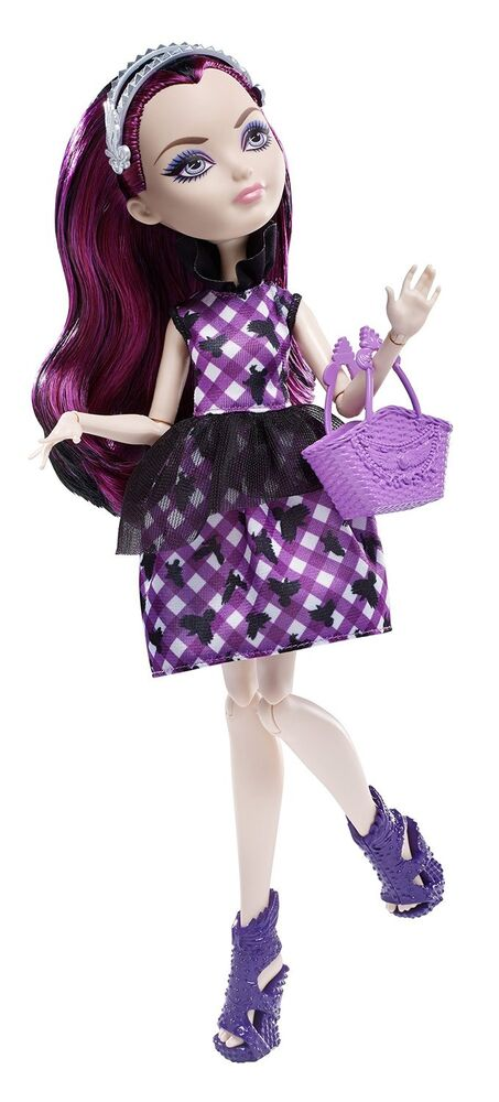 ever after high enchanted picnic raven queen doll ebay
