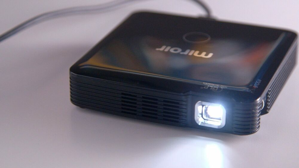 miroir mp60 pocket projector ebay