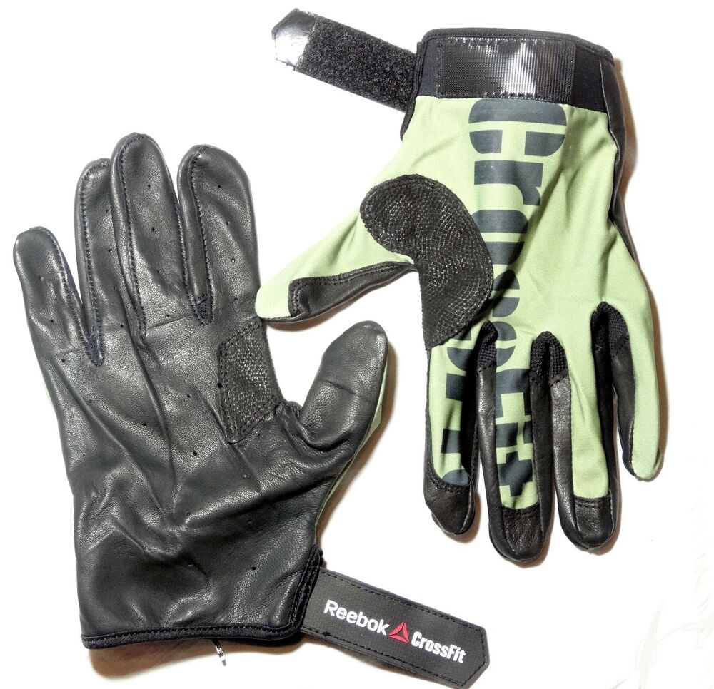 Reebok Crossfit Training Gloves: Reebok CrossFit Men's Training Gloves
