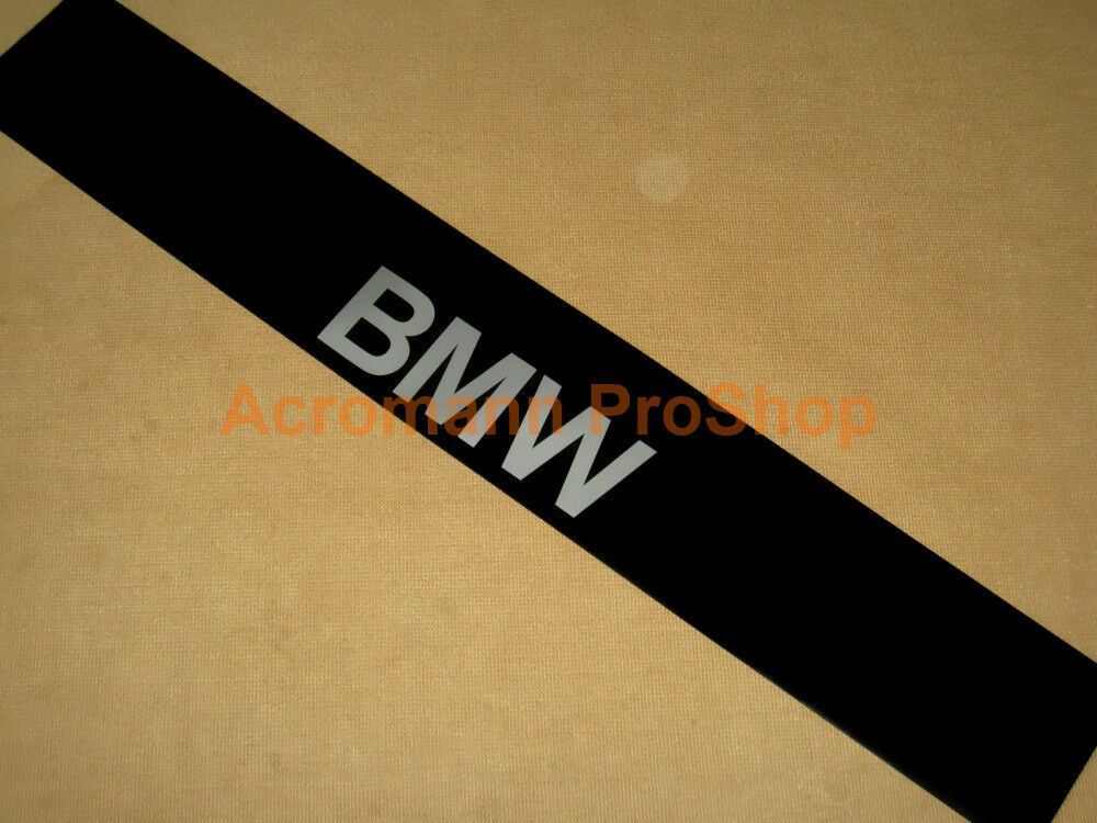 53 Quot Bmw Letter Windshield Sunstrip Sunvisor Banner Decal