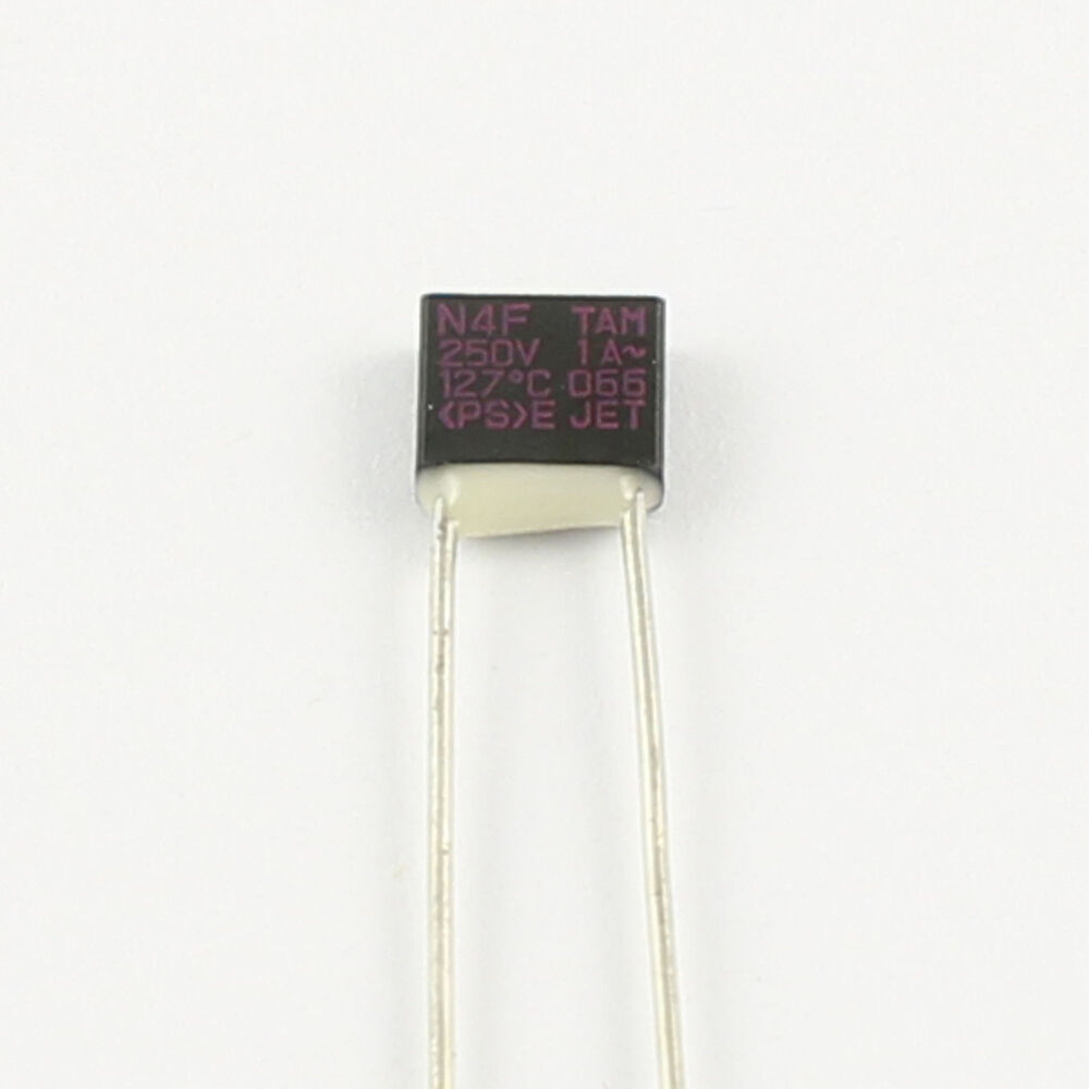 10pcs Circuit Cut Off Temperature Thermal Cutoffs Fuse 240c Ac 250v Tamura Cutoff 127 1a N4f Ebay