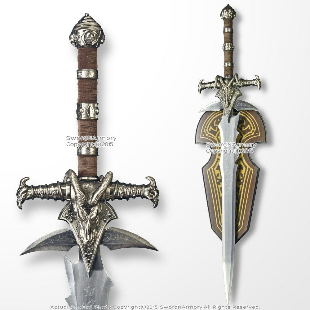 "47"" Two Handed Decorative Fantasy Anime Great Sword Video ..."