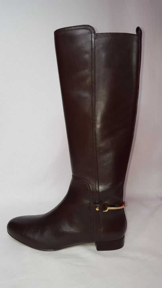 burch boots jess 20 mm brown coconut leather