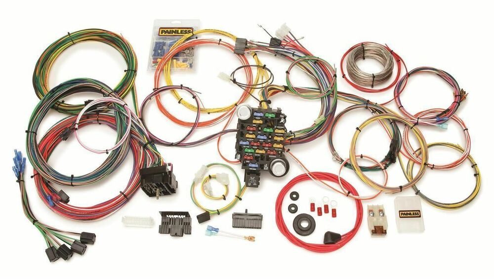 94 Mustang Painless Wiring Harness