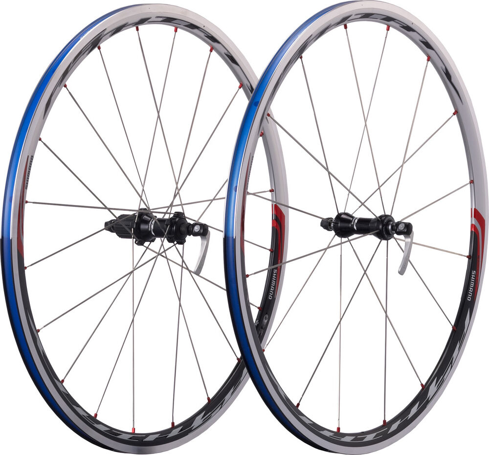 New shimano rs thirty road bike wheelset 700c wheels for Bicycle rims