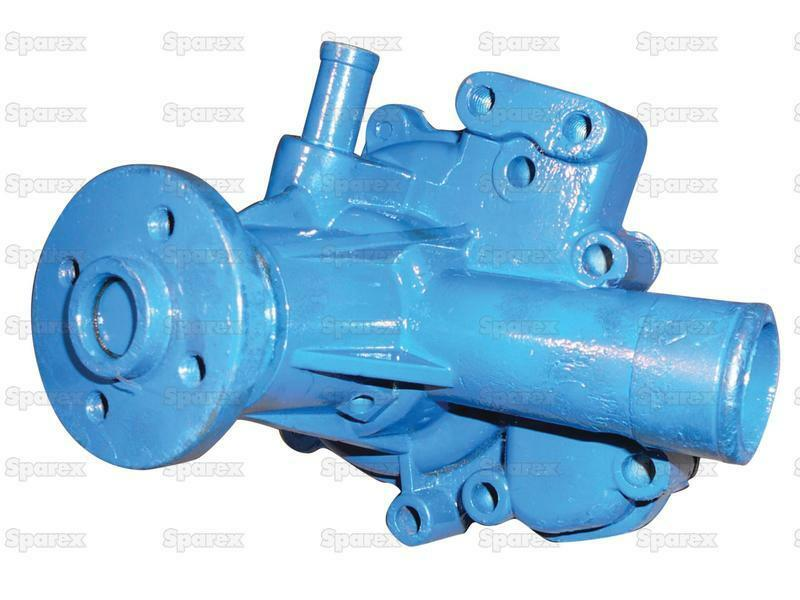 3415 Ford Tractor Parts : Ford compact tractor water pump