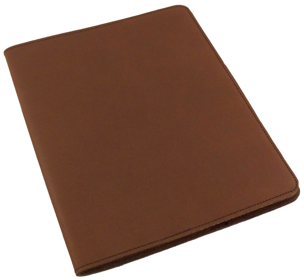 Composition Book Cover Template : Refillable leather composition notebook cover journal
