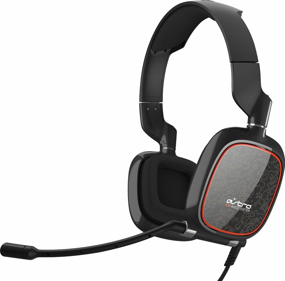 astro gaming a30 pc ps4 xbox one headset on ear headphones. Black Bedroom Furniture Sets. Home Design Ideas