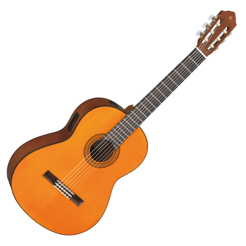 yamaha cgx102 acoustic electric nylon string classical guitar new free ship ebay. Black Bedroom Furniture Sets. Home Design Ideas