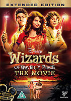 Wizards Of Waverly Place The Movie Dvd Selena Gomez New & Factory Sealed