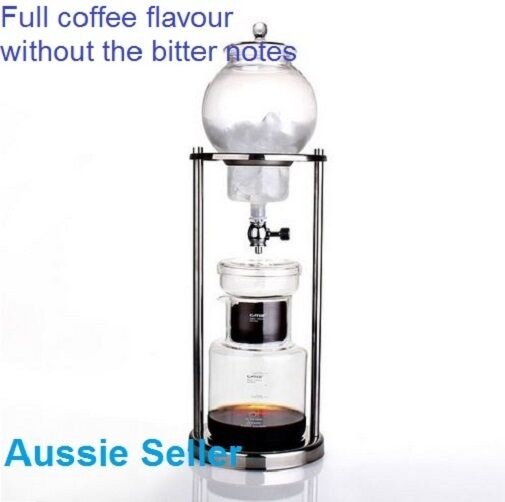High Quality Dutch Brew Coffee Ice Cold Water Drip Tea or Coffee Maker eBay
