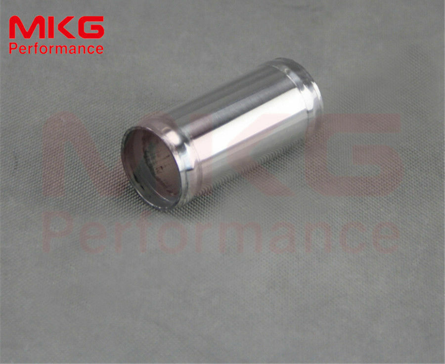 Mm quot inch aluminum coupler pipe joiner hose connector