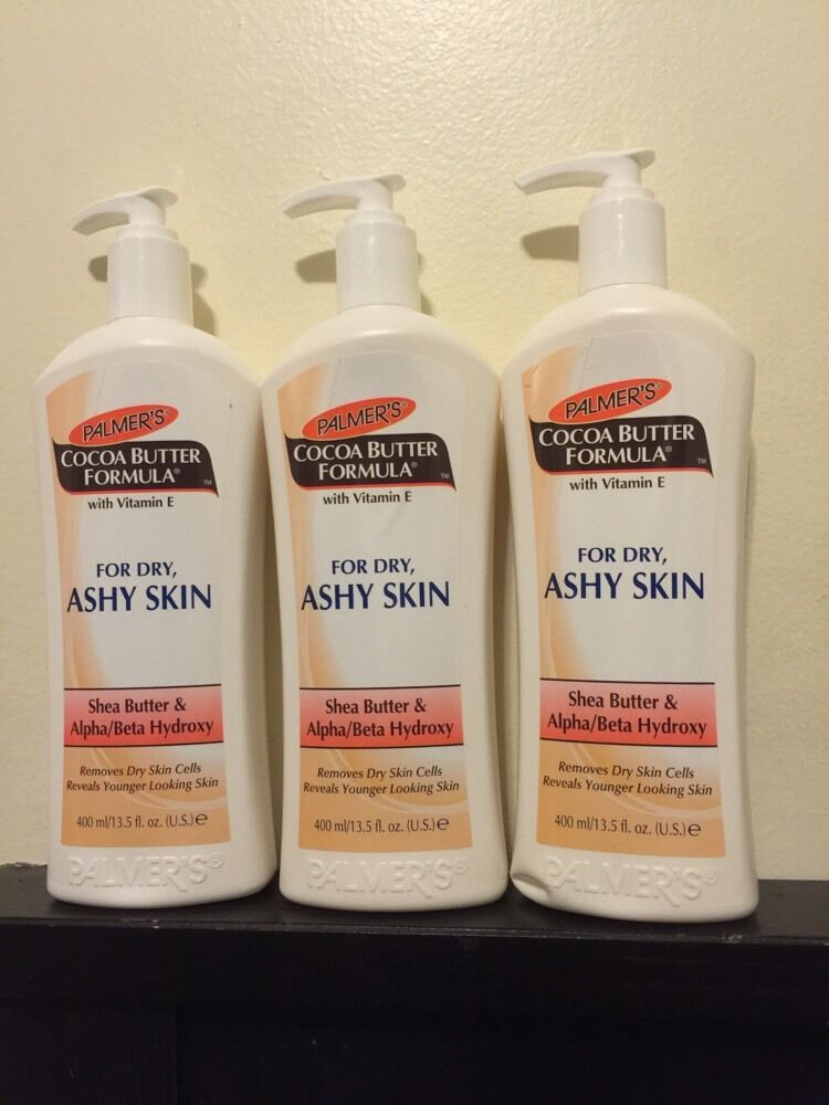 Best lotion for ashy skin