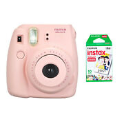 Fuji Instax Mini 8 Camera+10 Prints