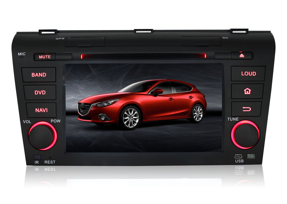 for mazda 3 2004 2005 2006 2007 2008 2009 car dvd stereo. Black Bedroom Furniture Sets. Home Design Ideas